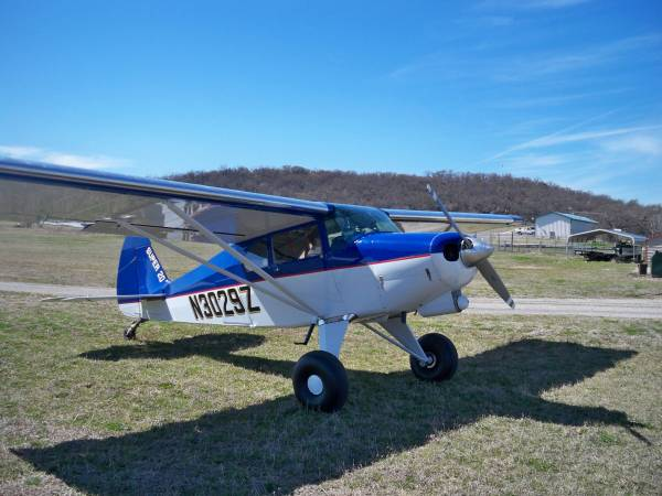 Super 20 Dakota Cub Slotted Wing Pacer