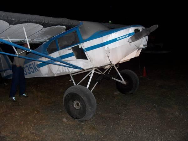 PA-14 Vs Wag-aero 2+2 Vs Bushmaster