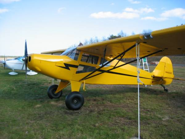 Stretched Tripacer 200hp [Archive] - SuperCub Org