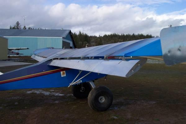 KitFox Super Sport - Backcountry Pilot