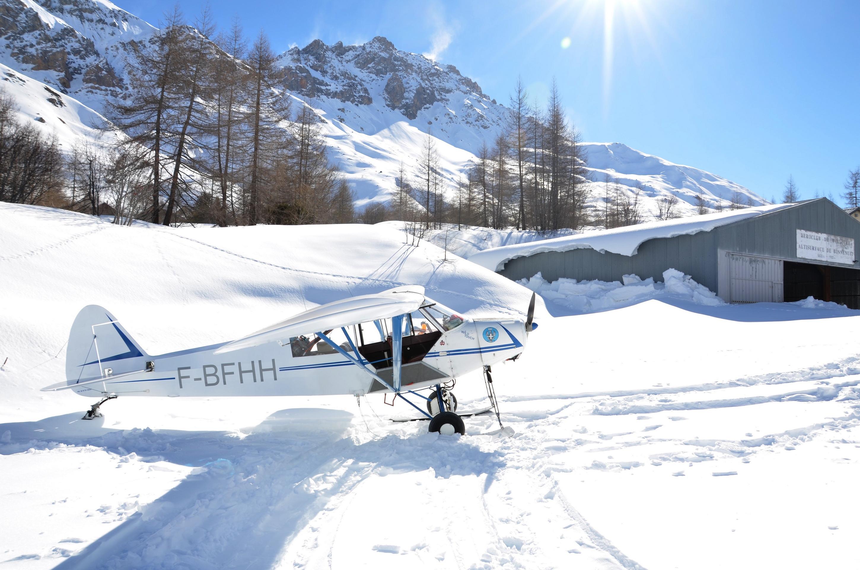 Anyone ever fly a 90 HP L-21 (Super Cub) No Flaps