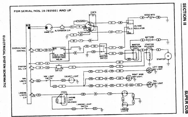 PA18_elec_schem_21 need wiring diagram icom a200 wiring diagram at pacquiaovsvargaslive.co