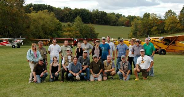 Flyout Group Photo