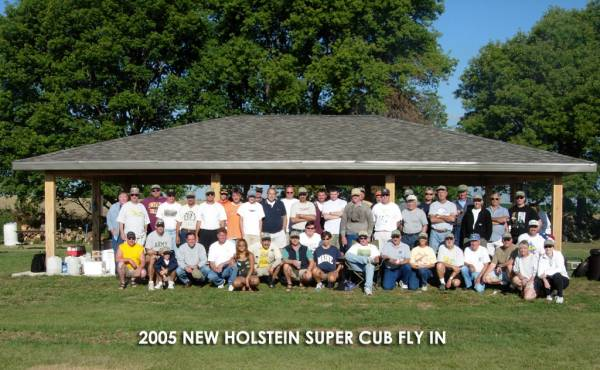 New Holstein 2005 Super Cub Fly IN