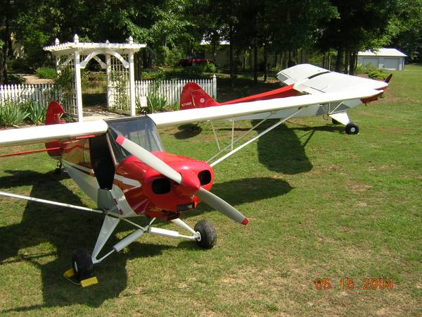 North Carolina Super Cub  Fly-in