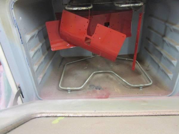 Keller flaps install