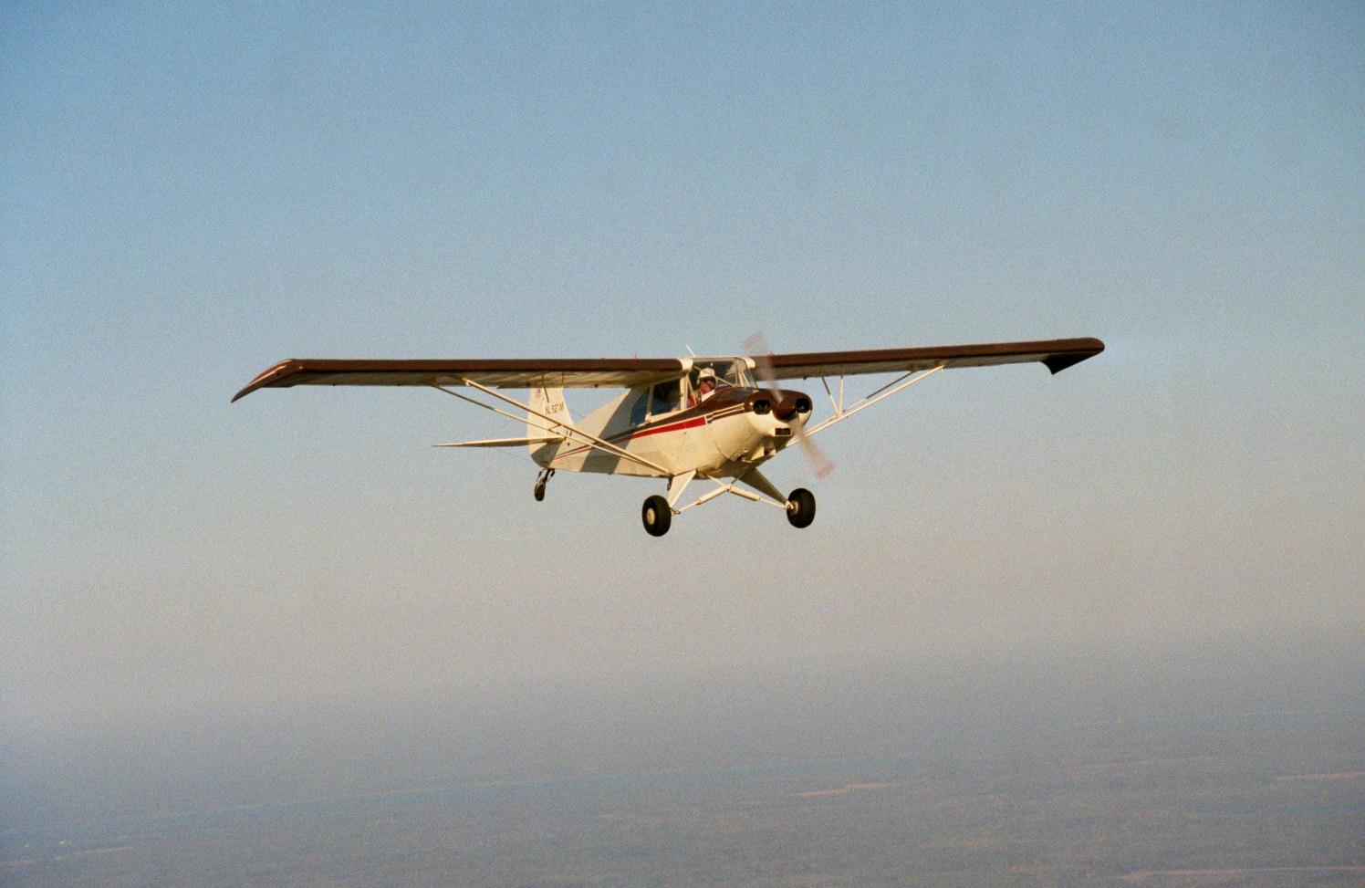 PA-12, good bad and ugly - Backcountry Pilot