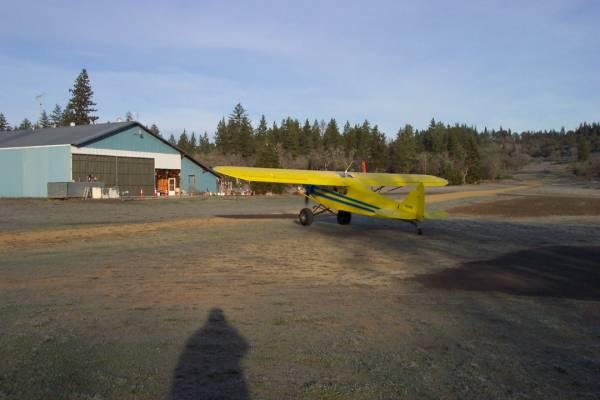 Jerry Cub First Flight