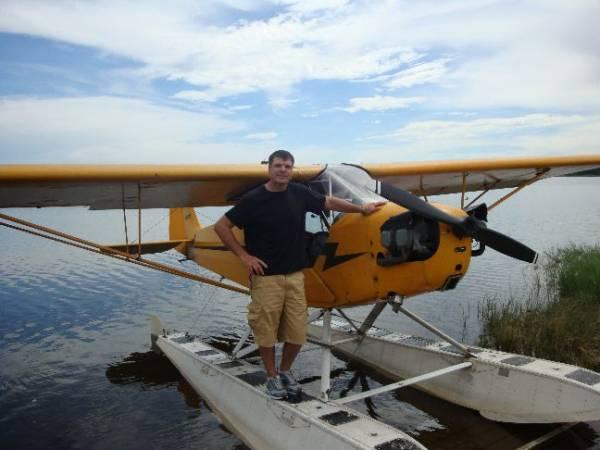 Brand new Seaplane Pilot