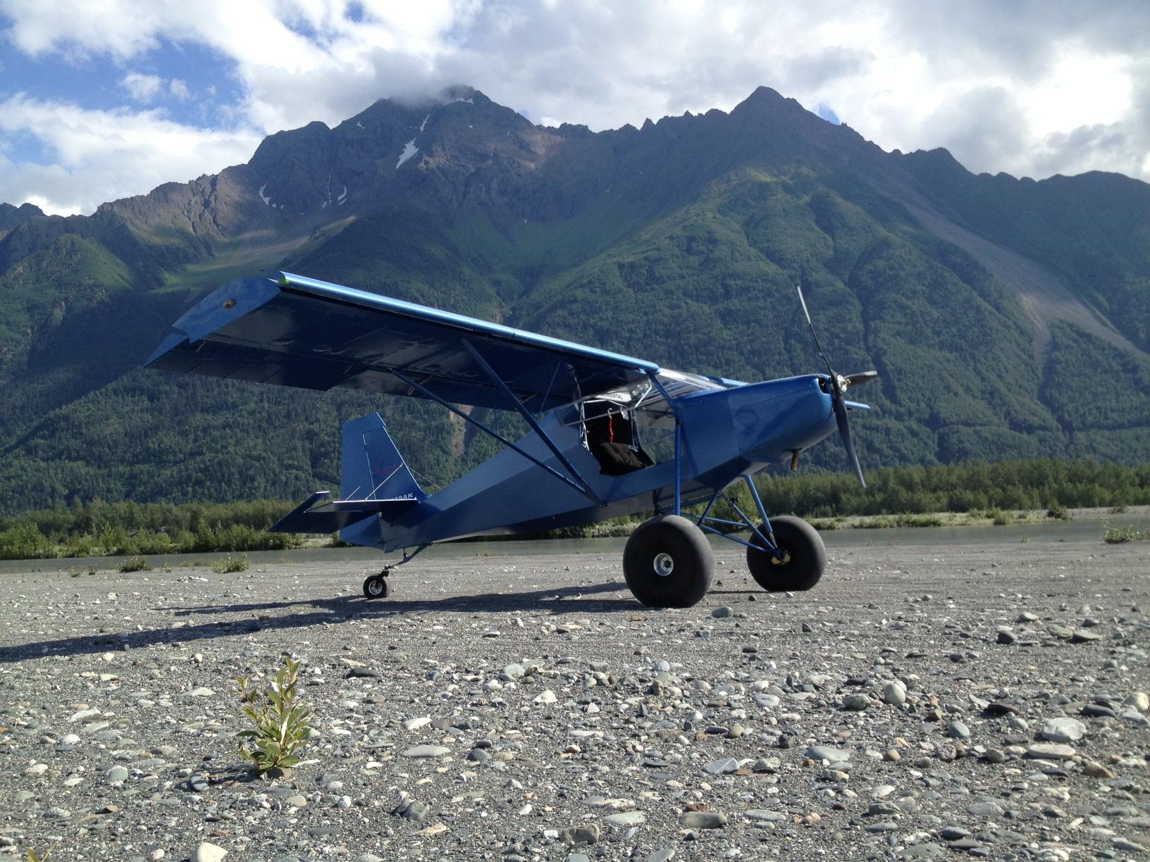 First Super STOL Highlander in Alaska