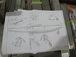 My Zenair 2200 Amphib Floats Project