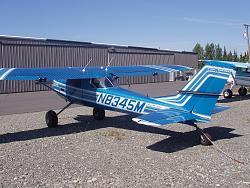 Cessna 150/150 Tailgragger