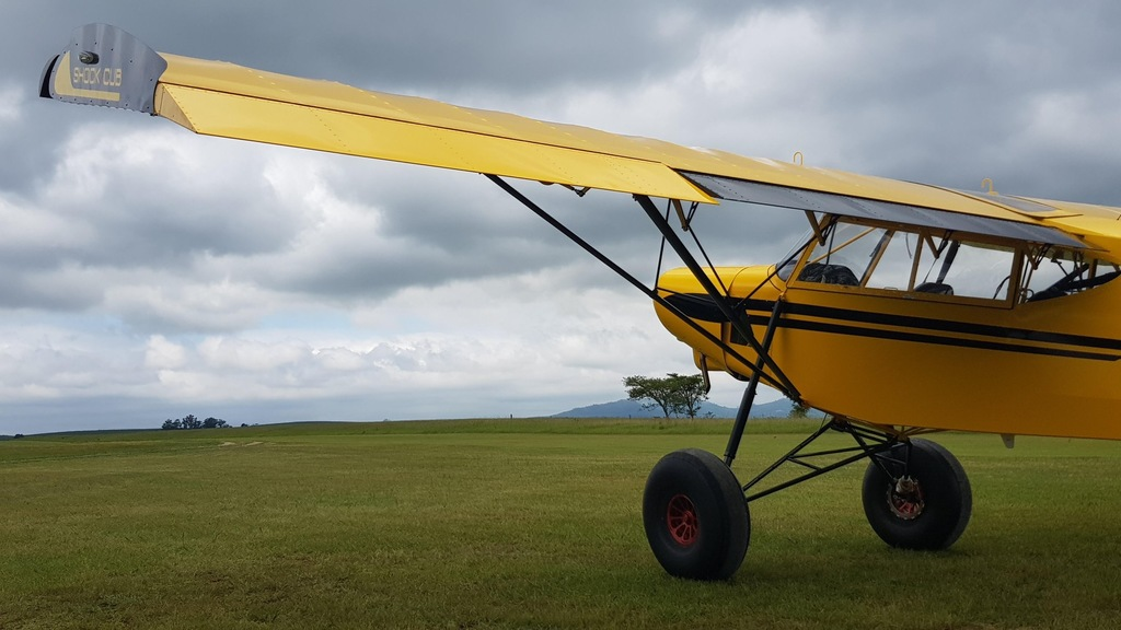 Zlin Aviation Outback Shock Cub