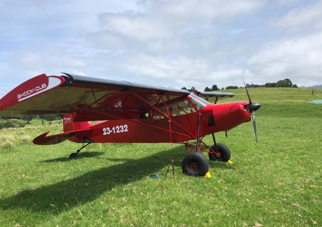 Zlin Aviation Outback Shock Cub