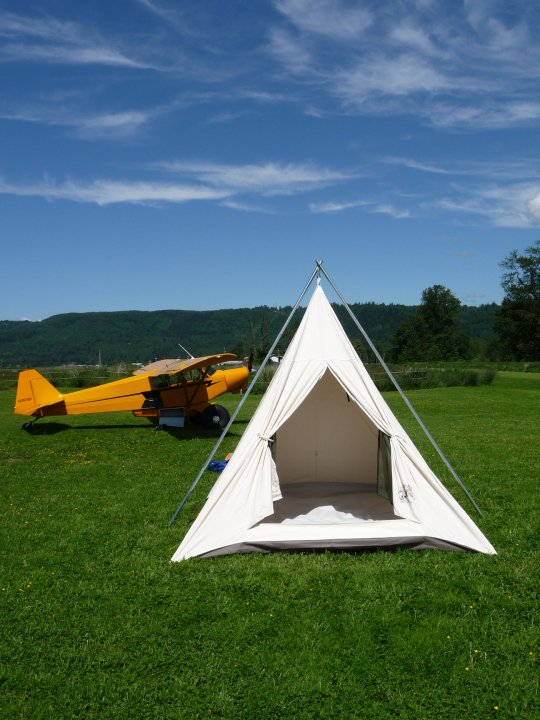 buy popular 6c537 09637 I camp out of a teepee (tipi).