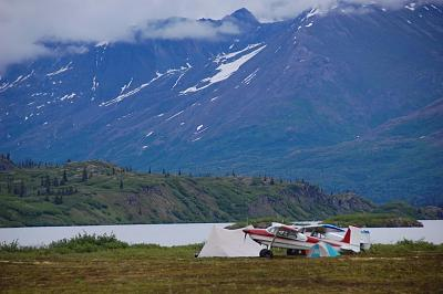 Click image for larger version.  Name:Camp Tebay with Mike.jpg Views:210 Size:210.9 KB ID:41114
