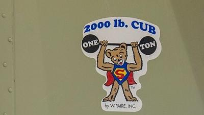 Click image for larger version.  Name:one ton cub.jpg Views:43 Size:46.4 KB ID:57039