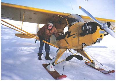 Click image for larger version.  Name:Cub on skis - Copy.jpg Views:118 Size:60.2 KB ID:34266