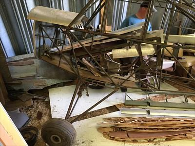 Click image for larger version.  Name:Fuselage III.jpg Views:310 Size:194.3 KB ID:43954