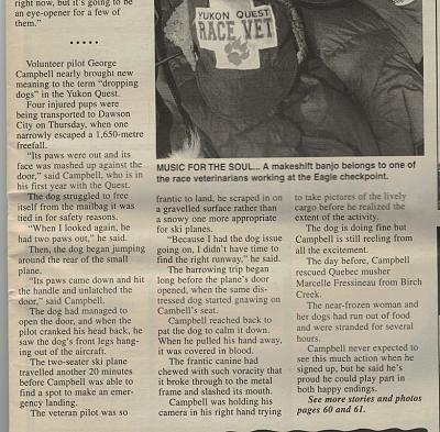 Click image for larger version.  Name:Yukon Quest Article.jpg Views:46 Size:108.2 KB ID:53805