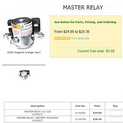 Click image for larger version.  Name:Master Relay.jpg Views:266 Size:41.7 KB ID:9624